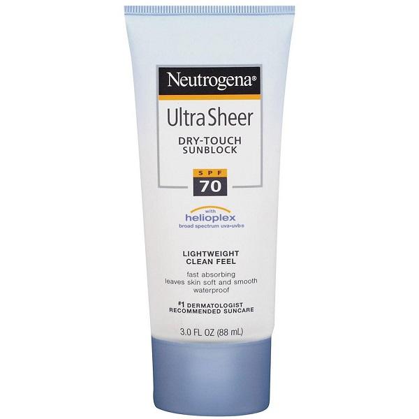 Xịt chống nắng Neutrogena