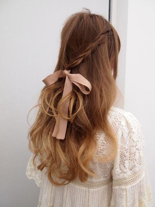 kiểu tóc đẹp cho học sinh nữ cấp 2, 3 phù hợp nhất 5