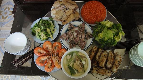 thực đơn đám giỗ theo phong tục truyền thống của người Việt 9