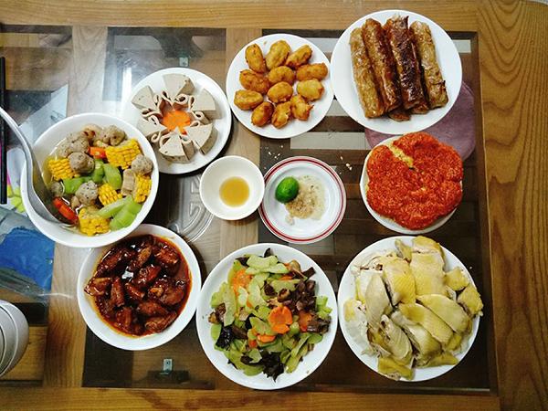thực đơn đám giỗ theo phong tục truyền thống của người Việt 4