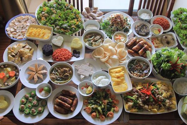 thực đơn đám giỗ theo phong tục truyền thống của người Việt 6