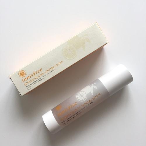 Innisfree-Whitening-Pore-Serum