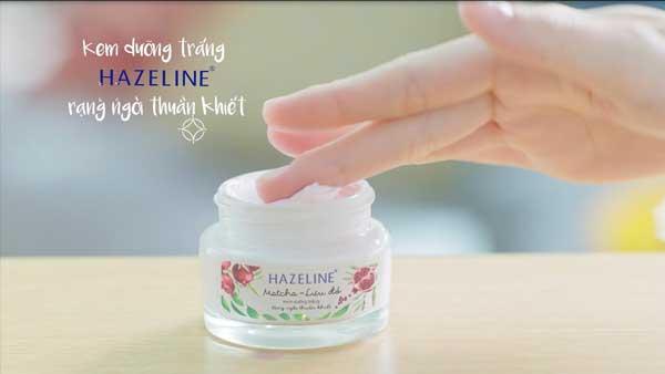 [review] kem dưỡng trắng da hazeline có tốt hay không? - kênh review mỹ phẩm