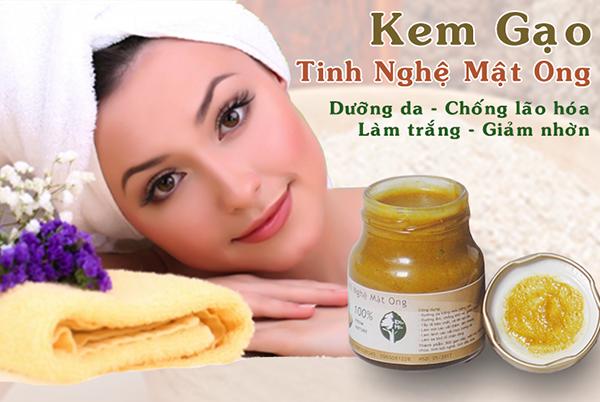 kem-gao-tinh-nghe-mat-ong-doc-moc-giup-lam-dep-ra