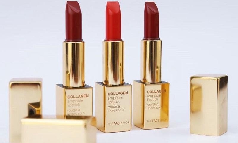 Collagen-Ampoule-Lipstick