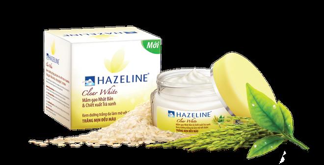 review-kem-duong-trang-da-hazeline-mam-gao