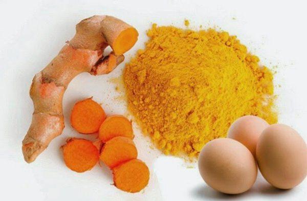 Mặt na nghệ mật ong trứng gà