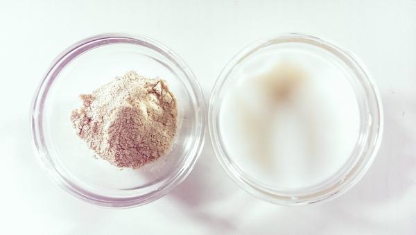 cách sử dụng bột cám gạo đắp mặt 2