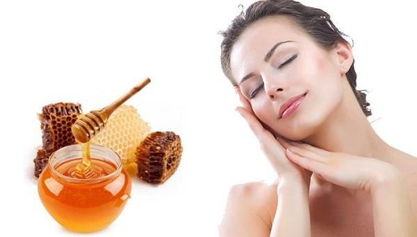 Mặt nạ mật ong dưỡng ẩm da