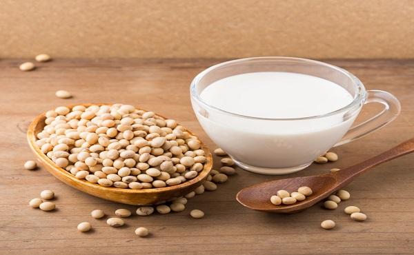 Công dụng của sữa đậu nành