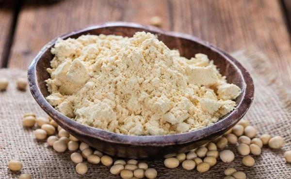 Công dụng của bột đậu nành