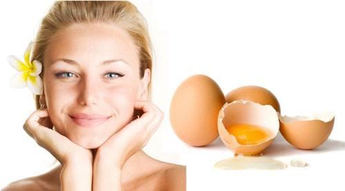 Đắp mặt nạ trứng gà có bị ăn nắng không 8