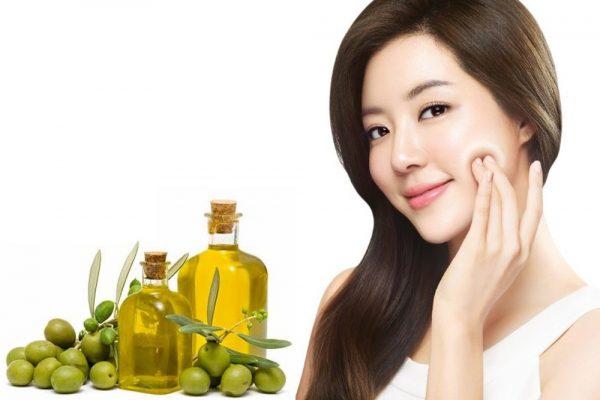 Tác dụng của dầu oliu đối với làn da