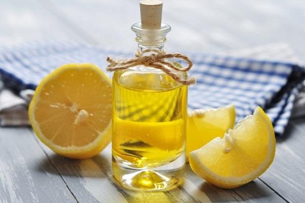 Dưỡng trắng da bằng dầu oliu và chanh