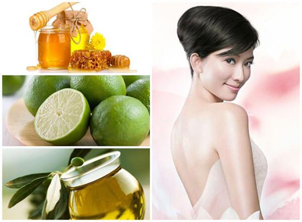 Muốn làn da mềm mịn thì phải dùng dầu olive