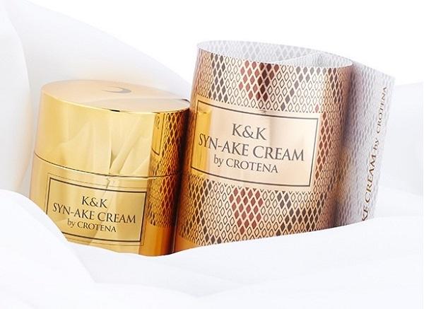 Kem chống lão hóa da tuổi 40 - Crotena Syn-Ake Cream