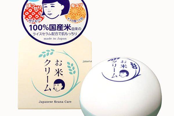 Kem dưỡng gạo massage mặt Keana