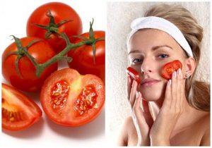 8 cách làm mặt nạ cà chua trị mụn hiệu quả bất ngờ