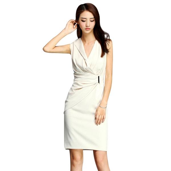 Chọn váy cho người vai rộng