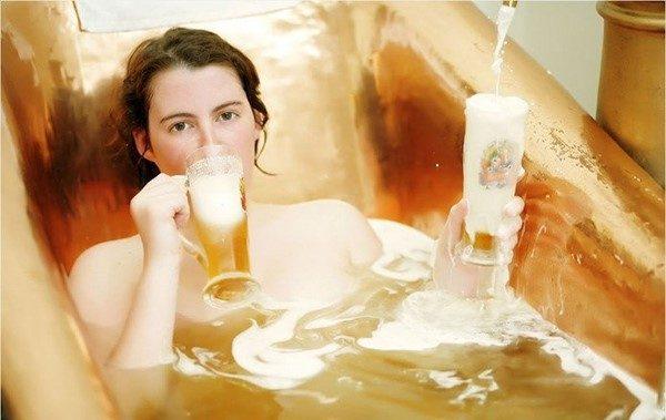 Tắm trắng da toàn thân