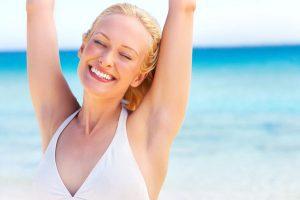 8 cách tẩy da chết vùng nách bằng nguyên liệu tự nhiên