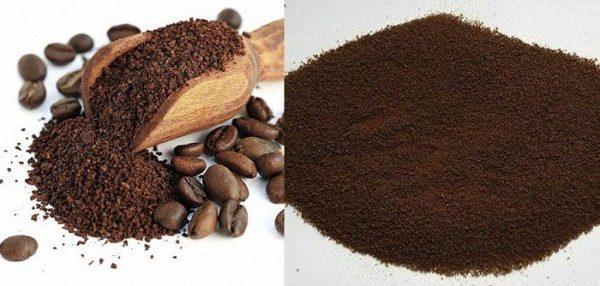 Trẻ hóa da bằng cafe