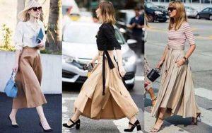 Top 5 mẫu chân váy kaki được lòng phái đẹp cùng mẹo phối đồ thời thượng